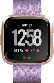 Fitbit Versa Special Edition | Lavender-0