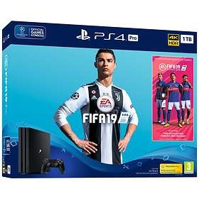 Sony PS4 500GB with FIFA 19 Bundle-0
