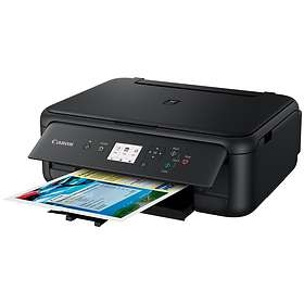 Canon Pixma All-in-One Wireless Inkjet Printer - Black -0