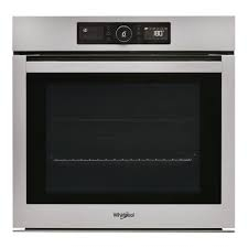 Whirlpool Pyrolytic Single Stainless Steel Oven -0