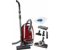 Miele Complete C3 Powerline Cat & Dog Vacuum - Red-16756