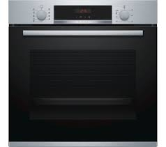 Bosch Multi-Function Single Oven, Brushed Steel-0