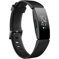 Fitbit Inspire HR Black-0