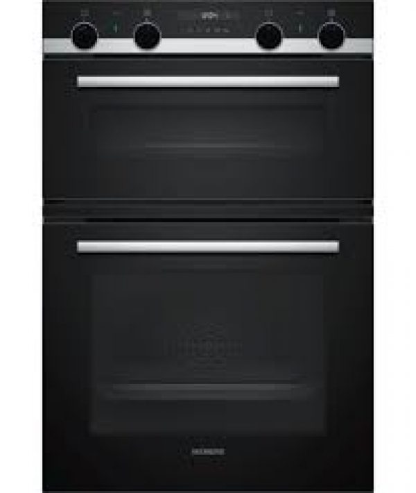 Siemens iQ500 Built-in double oven - Black-0