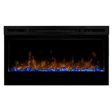 """Dimplex Prism Series 34"""" Linear Electric Fireplace-16921"""