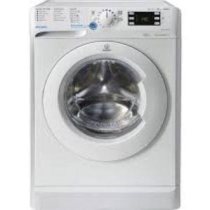Indesit 10KG 1600 Spin Washing Machine -White-0