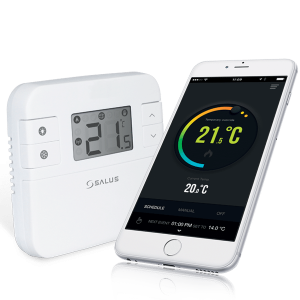 Salus Smartphone Thermostat-0
