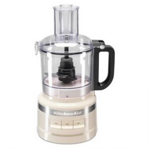KitchenAid 1.7L Food Processor - Cream-0