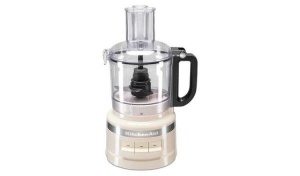 KitchenAid 1.7L Food Processor - Cream-0
