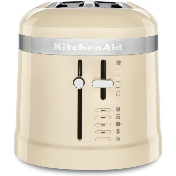 KitchenAid 4 slice toaster - Cream-17099