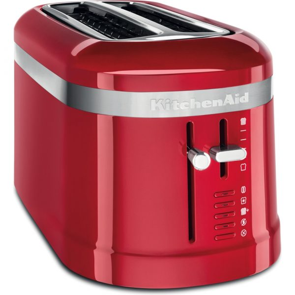 KitchenAid 4 slice toaster - Empire Red-0