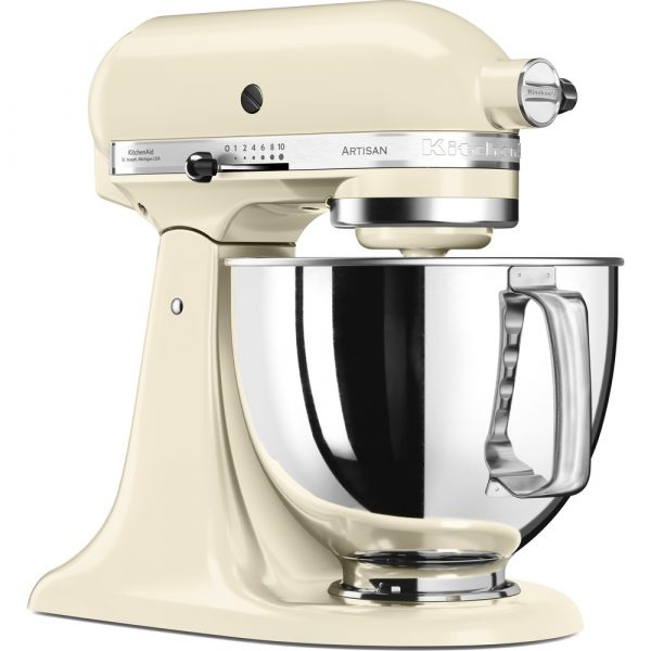 KitchenAid - Artisan' 4.8L Almond Cream stand mixer -17080