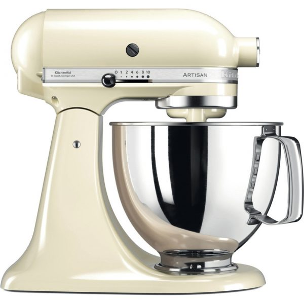KitchenAid - Artisan' 4.8L Almond Cream stand mixer -17079