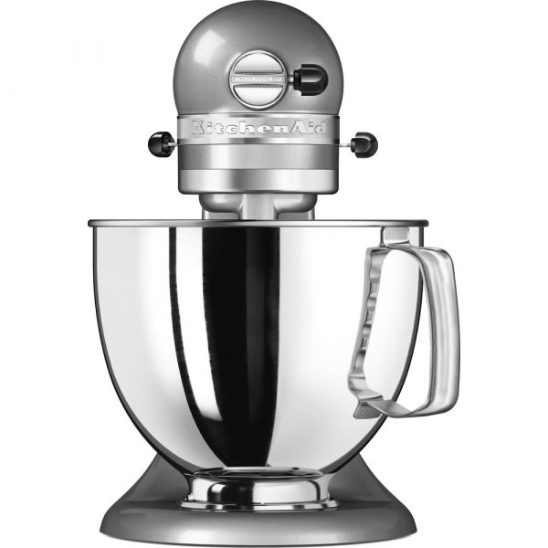KitchenAid - Artisan 4.8L Stand mixer Silver-17073