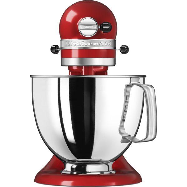 KitchenAid - Artisan 4.8L Stand mixer - Red-17086