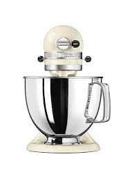KitchenAid Artisan 4.8L Stand Mixer - Cream-17090