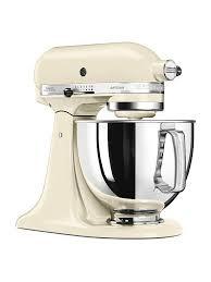 KitchenAid Artisan 4.8L Stand Mixer - Cream-17091