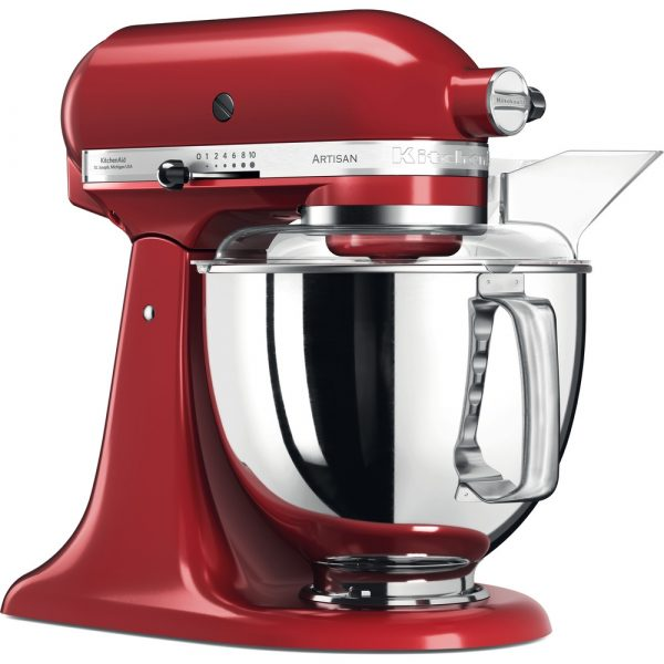 KitchenAid Artisan 4.8L Stand Mixer - Red-17076