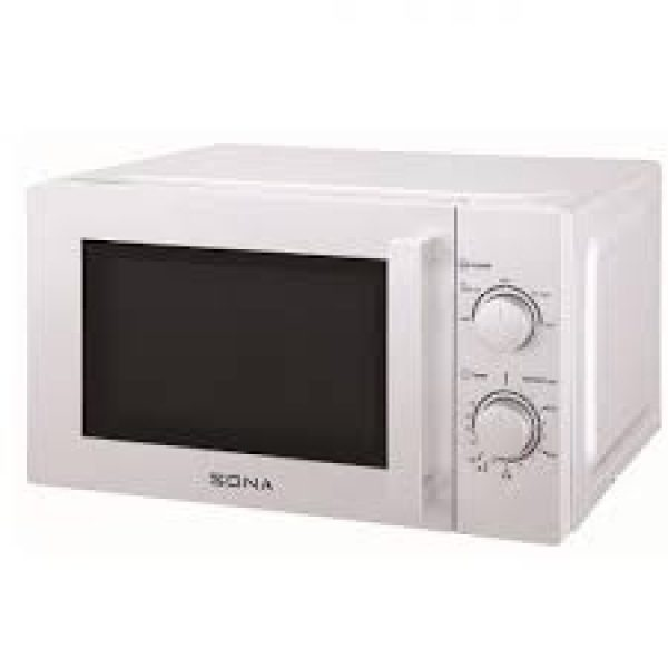Sona 20L Freestanding Microwave Oven - White-0