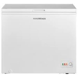 Nordmende 95cm Wide Chest Freezer 198 Litres - White-0
