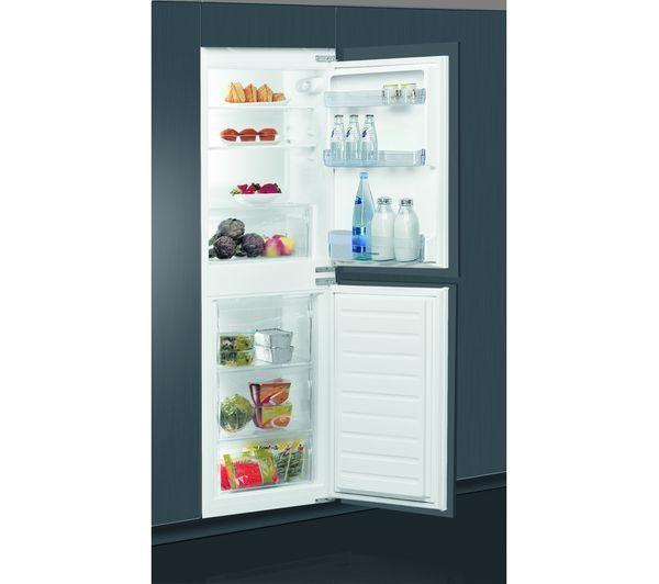 Indesit Integrated 50/50 Fridge Freezer-17116