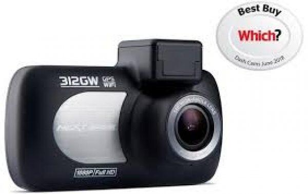Nextbase 312GW In-Car Dash Camera - Black-17065