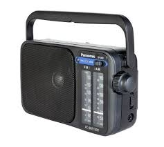 Panasonic Portable AM/FM Radio-17121