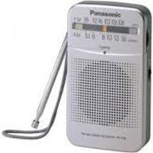 Pocket FM/AM Radio with Tuner-0