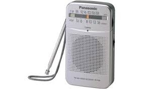 Pocket FM/AM Radio with Tuner-0