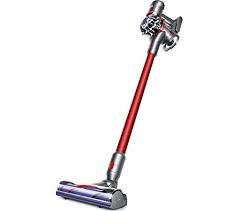 Dyson V7 Total Clean Vacuum Cleaner - Red-0