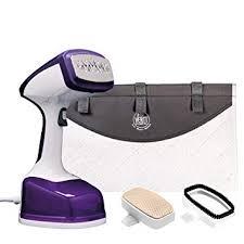 Verti Steam Pro Hand Steamer - White & Purple-17215