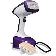 Verti Steam Pro Hand Steamer - White & Purple-17216