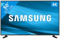 "Samsung 50"" 4K UHD LED Smart TV-0"